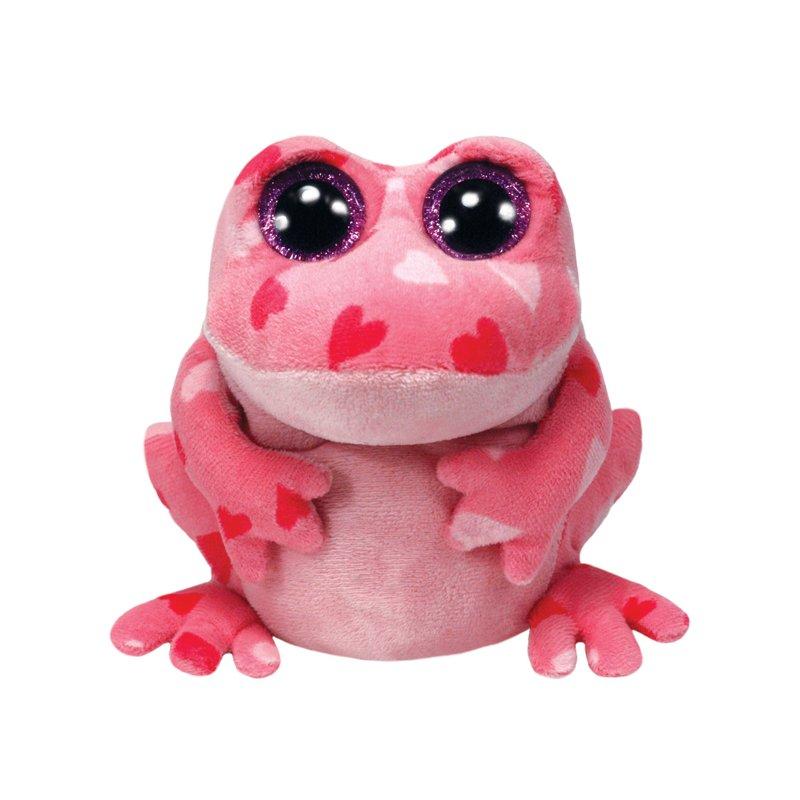Мягкая игрушка лягушка